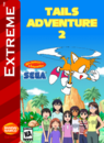 Tails Adventure 2 Box Art 1