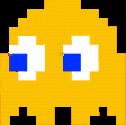 Clyde Pac-Man original sprite