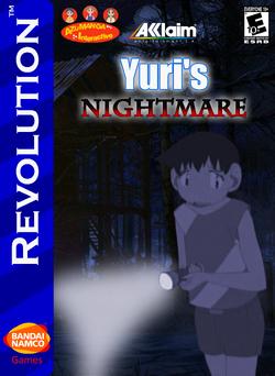 Yuri's Nightmare Box Art 1