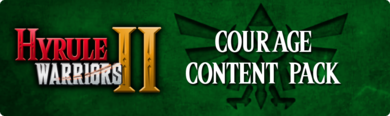 Hyrule Warriors II - Courage Content Pack