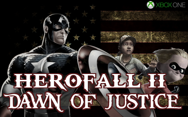 Herofall 2 Poster