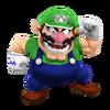 Super Smash Bros. Strife recolour - Wario 10