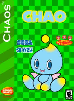 Chao Box Art 1
