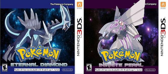 Pokémon ED IP