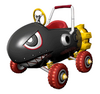 Brawl Sticker Bullet Blaster (Mario Kart DD!!)