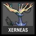 Super Smash Bros. Strife Pokémon box - Xerneas