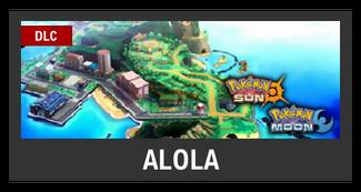 Super Smash Bros. Strife stage box - Alola