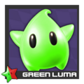 ACL Mario Kart 9 character box - Green Luma