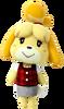 Super Smash Bros. Strife recolour - Isabelle 4
