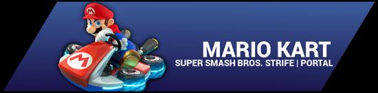 SSBStrife portal image - Mario Kart