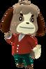 Super Smash Bros. Strife recolour - Isabelle 12