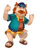 Brawl Sticker Papa (Chibi-Robo)