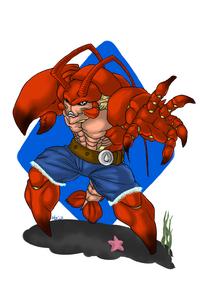 Killer crab1