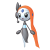 Super Smash Bros. Strife recolour - Meloetta-Aria 4