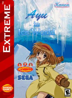 Ayu in Ice World Box Art 1