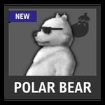 Super Smash Bros. Strife Assist box - Polar Bear