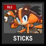 Super Smash Bros. Strife Assist box - Sticks