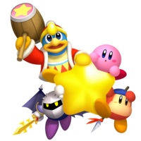 Kirby's Return - Team2