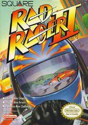 Rad Racer II - Portada.jpg