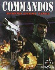 Commandos - Behind Enemy Lines - Portada.jpg