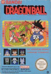 Dragon Ball - Le Secret Du Dragon - Portada.jpg