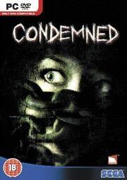Condemned - Criminal Origins - Portada.jpg