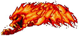 Archivo:Ghouls 'n Ghosts - Fire Dog.png