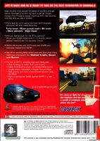 Knight Rider - The Game reverso