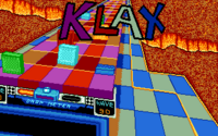 Klax MS-DOS captura1