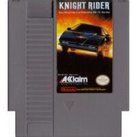 Knight Rider NES cartucho USA
