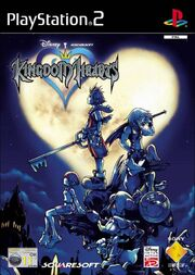 Kingdom Hearts - Portada.jpg