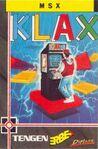 Klax MSX portada