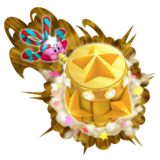 Kirby's Return to Dream Land - Gran Martillo
