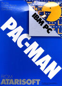 Pac-Man portada PC Booter