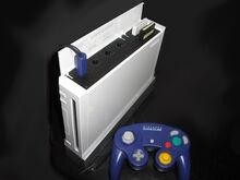 Wii in GameCube modus.JPG