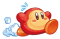 Kirby Mass Attack Arte - Waddle Dee