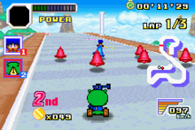 Konami Krazy Racers captura 5.png