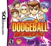 Super Dodgeball Brawlers - Portada.jpg