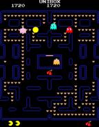 Pac-Man Hearts