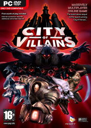 City of Villains - Portada.jpg
