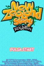 New Zealand Story Revolution título