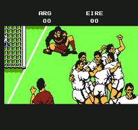 Konami Hyper Soccer captura6