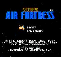 Air Fortress TÍTULO