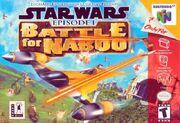 Star Wars - Episode I - Battle for Naboo portada.jpg