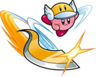Kirby Super Star Ultra Cuchillo