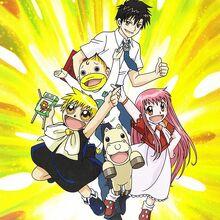 Zatch Bell! Anime 2