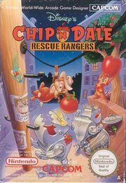 Chip 'n Dale - Rescue Rangers - Portada.jpg