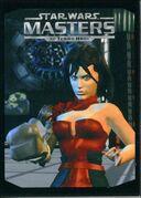 Star Wars - Masters of Teras Kasi Arden Lyn