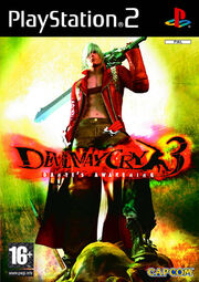 Devil May Cry 3 - Dante's Awakening - Portada.jpg