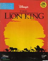 The Lion King portada DOS Eur